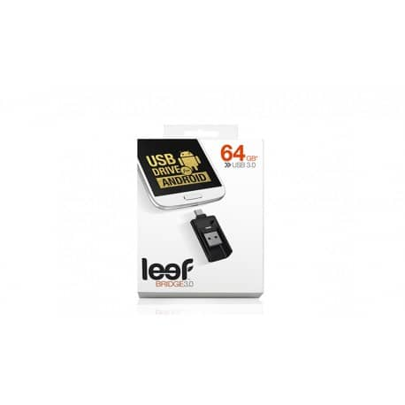 Stick USB Leef Bridge 3.0, micro USB/ USB