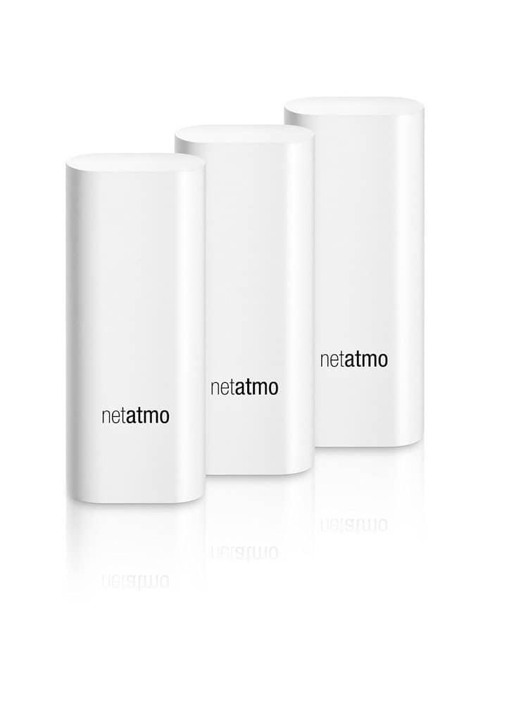 Senzori Suplimentari Pentru Camera Netatmo Welcome