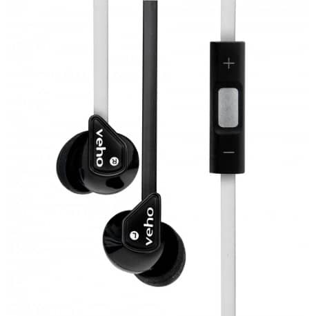 Casti stereo in-ear Veho 360 Z-2 cu microfon