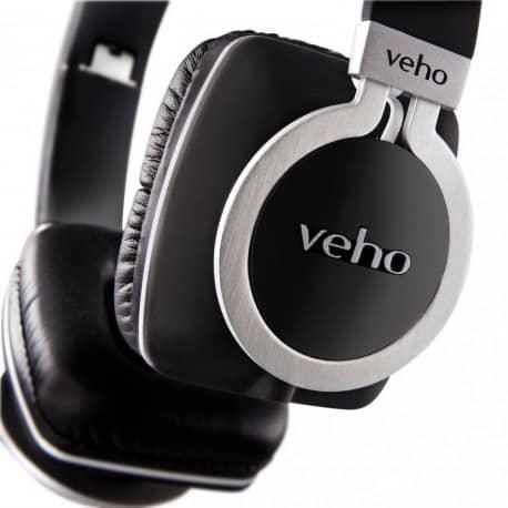 Casti over-ear Veho Z8 Designer aluminiu,cu izolarea zgomotului
