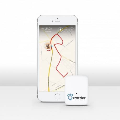 Dispozitiv localizare Tractive GPS Pet Tracking