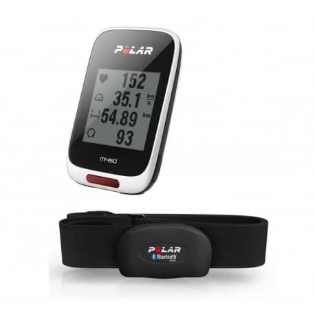Calculator pentru ciclism cu GPS Polar M450 si Ritm Cardiac