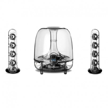 Sistem audio Wireless Harman Kardon Soundsticks