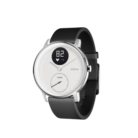 Smartwatch Withings / Nokia Steel HR cu Ritm Cardiac
