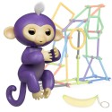 Set jucarie interactiva Happy Finger Monkey cu accesorii