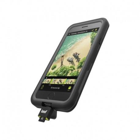 Cititor de carduri Leef iAccess3 IOS, micro SD, conector Lightning