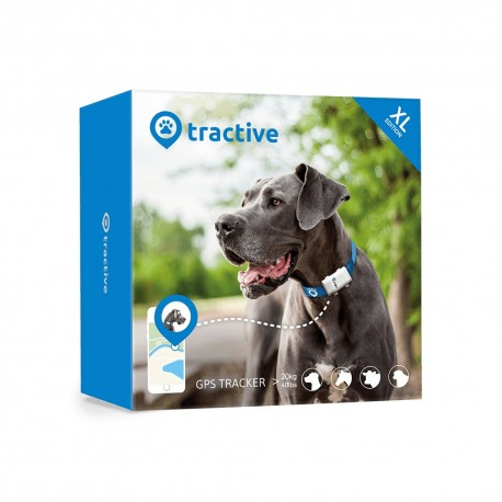 RESIGILATE - Dispozitiv localizare GPS animale de curte Tractive GPS XL