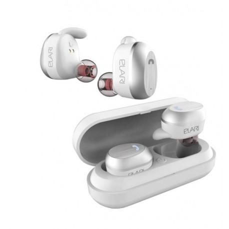 Casti wireless Hi-Fi Elari NanoPods cu microfon si cutie incarcare