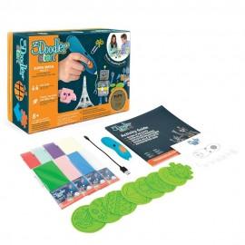 Creion 3D 3Doodler Start pentru copii Super Mega set