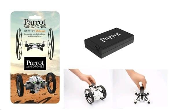 Baterie Litiu-ion Polimer Pentru Parrot Minidrone