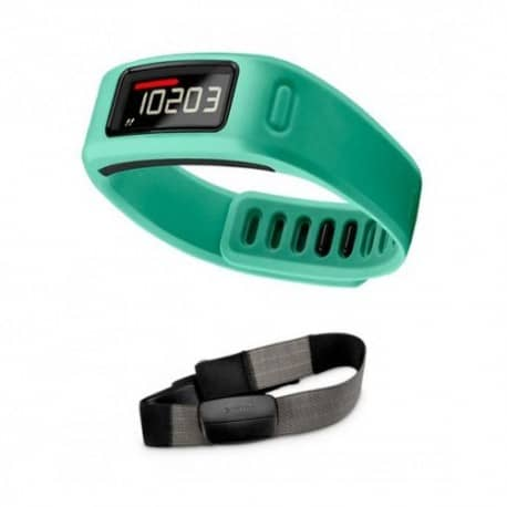 Kit Bratara Fitness Garmin Vivofit + Centura ritm cardiac