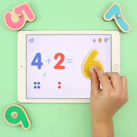 Jucarie educativa STEM- Marbotic Smart Numbers