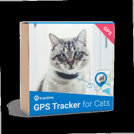 RESIGILATE - Dispozitiv localizare GPS pentru pisici Tractive