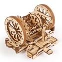 Puzzle mecanic 3D STEM Ugears Diferentialul