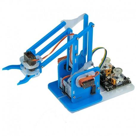 Kit brat robotic Kitronik MeArm compatibil Arduino