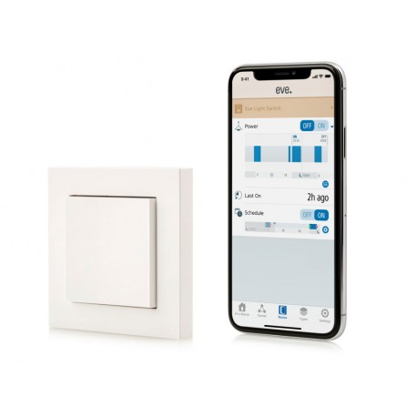 Intrerupator inteligent Eve Light Switch